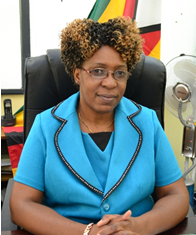 The Principal, Ms. P. Watema