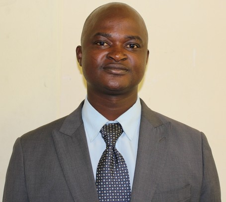 Head Of Division, Commerce. Mr. F. Nyakurimwa